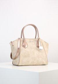 Tamaris - DELFINA - Handbag - sand - 2