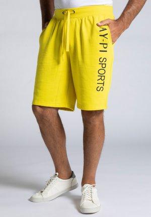 Shorts - zitrone