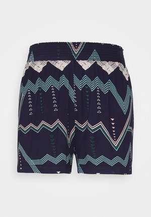 LAS NATIVE SHORTS - Pyjama bottoms - dark blue
