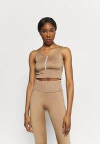 Puma - EXHALE CROP - Top - amphora - 0