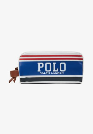 BG POLO SHV-POUCH - Travel accessory - red/white/navy