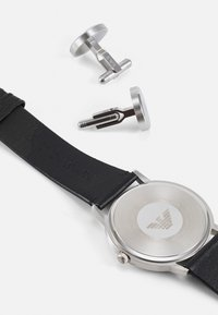 Emporio Armani - SET - Horloge - black - 4