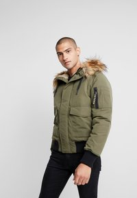 Replay - Veste d'hiver - military - 0