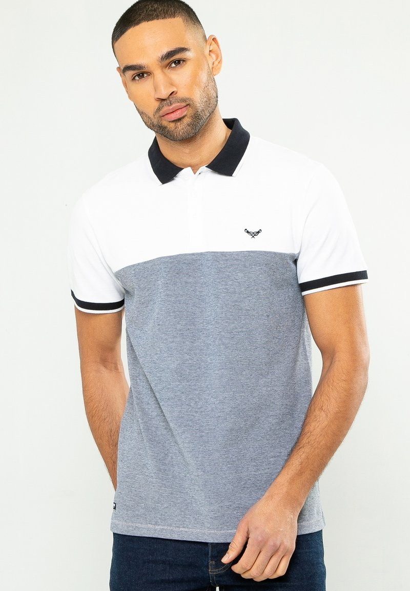 Threadbare - Poloshirt - blau