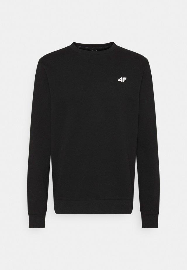 FIDEL - Sweatshirt - deep black