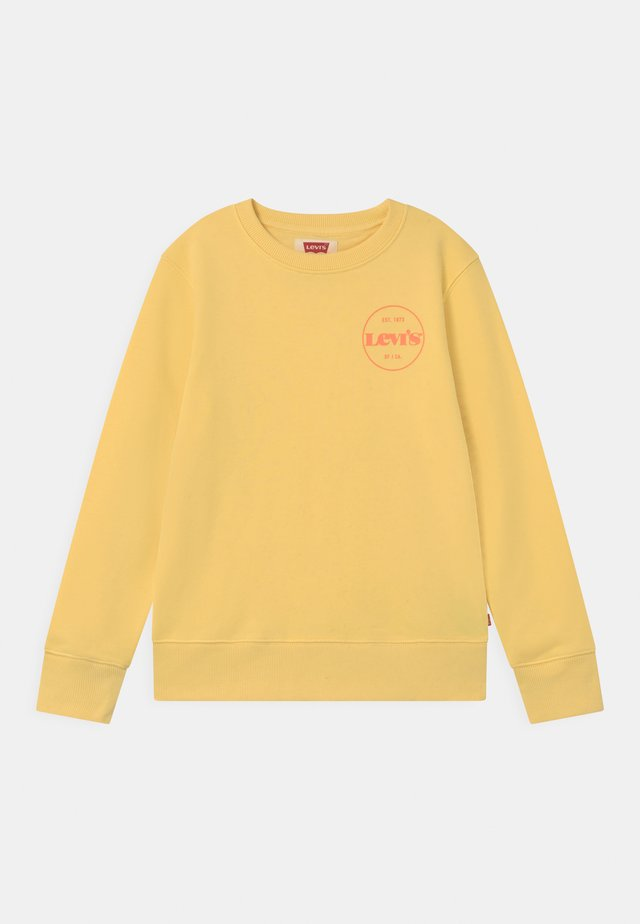 CREWNECK  - Sweatshirt - golden haze