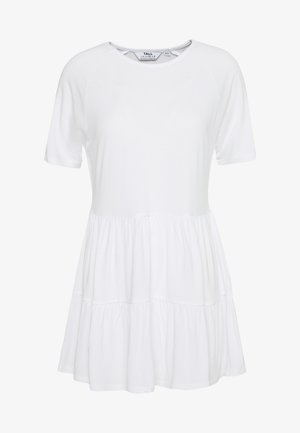 SMOCK - T-shirt basique - white