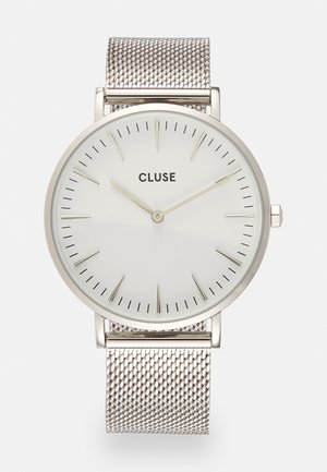 BOHO CHIC - Reloj - silver-coloured/white