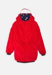 Little Marc Jacobs - REVERSIBLE PUFFER JACKET - Winter jacket - navy/red - 1