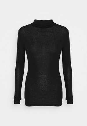 WOMEN - Jumper - black