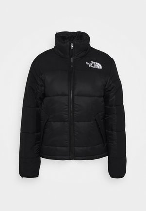 W HMLYN INSULATED JACKET - Chaqueta de invierno - black