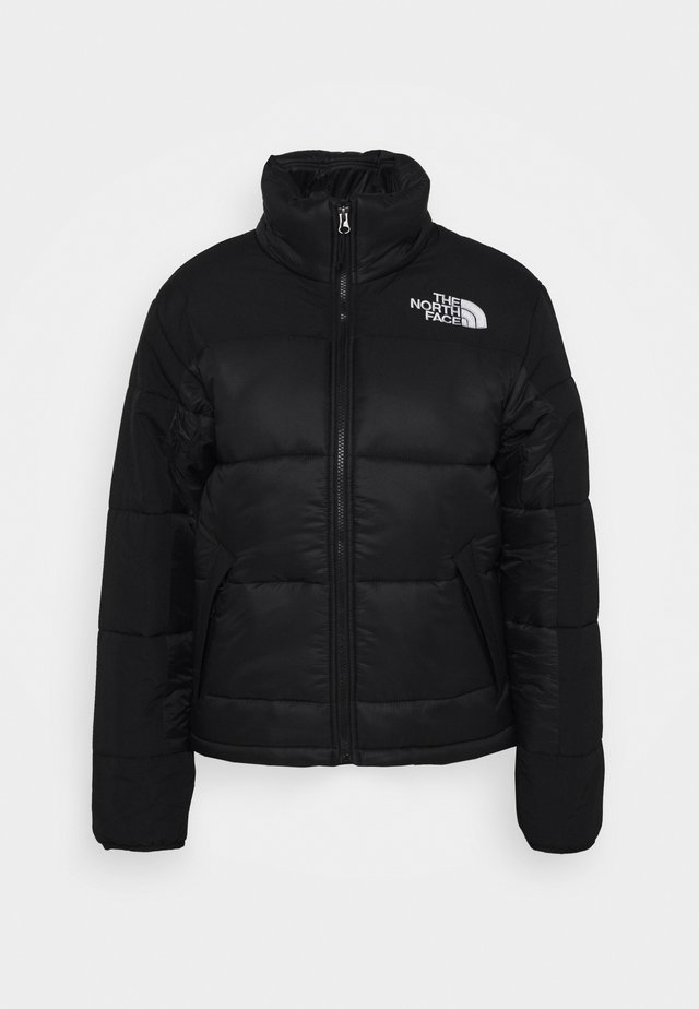 HMLYN INSULATED JACKET - Winterjacke - black