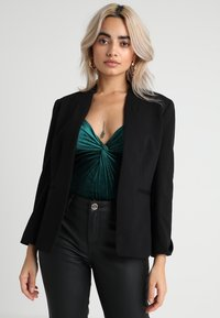 J.CREW PETITE - GOING OUT - Blazer - black - 0