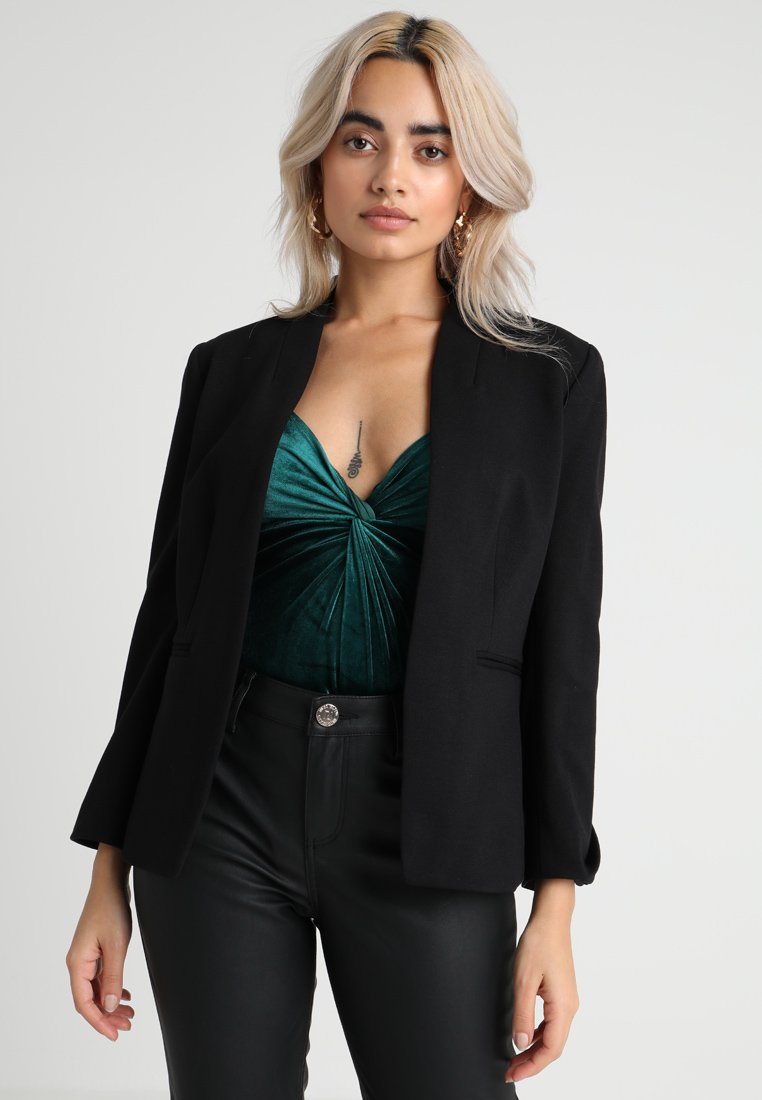 J.CREW PETITE - GOING OUT - Blazer - black