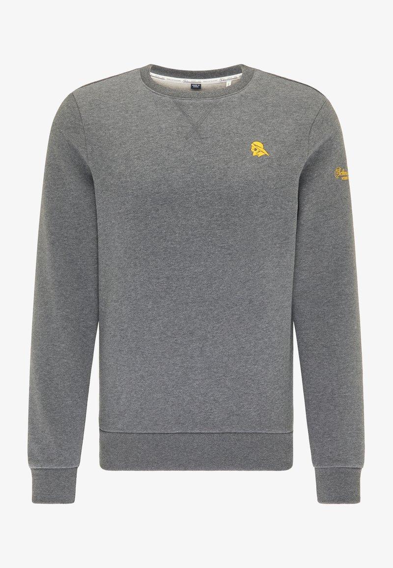 Schmuddelwedda - Sweatshirt - grau melange