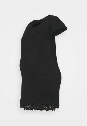 MLALETTA - Jerseykjole - black