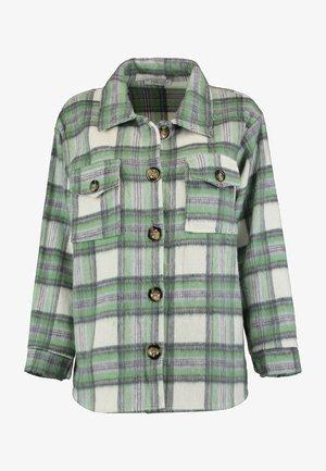 HAILYS LOOK ÜBERGANGS OVERSIZE - Summer jacket - grün