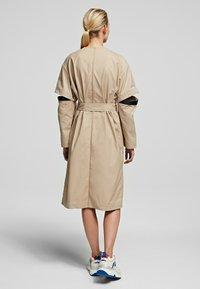 KARL LAGERFELD - Day dress - sandstone - 2