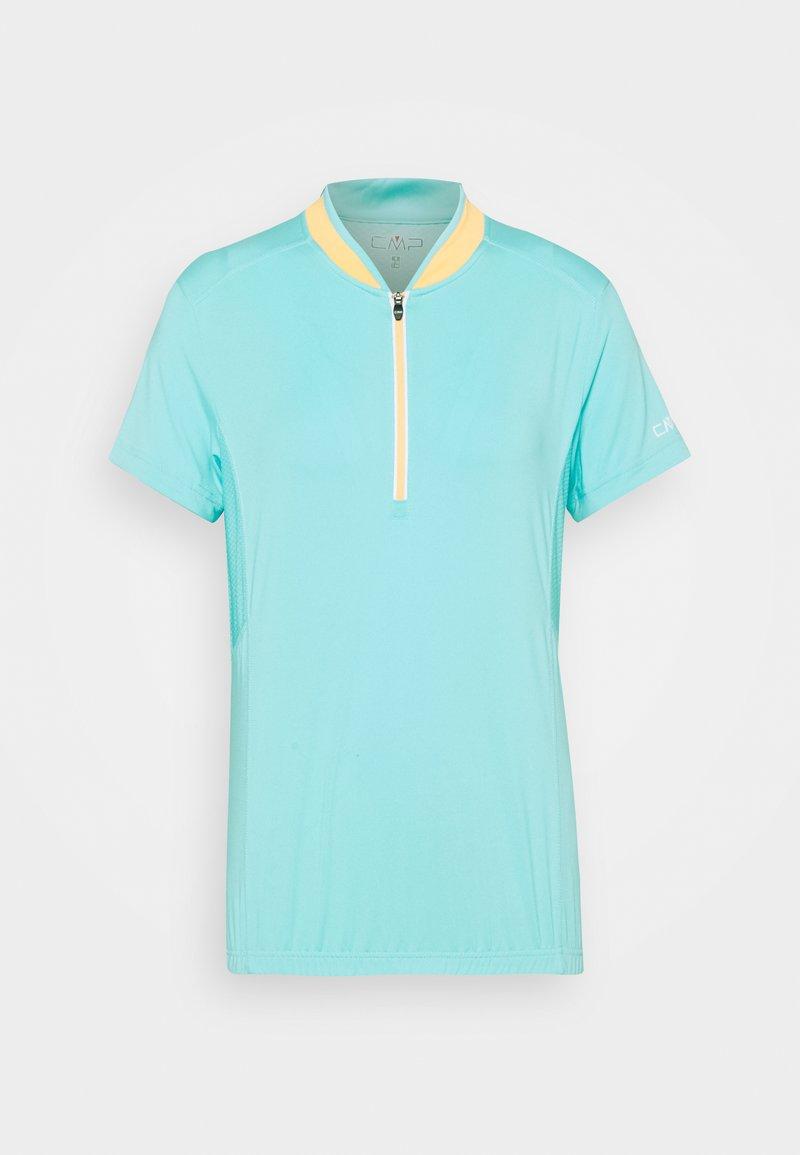 CMP - WOMAN BIKE - T-Shirt basic - pool