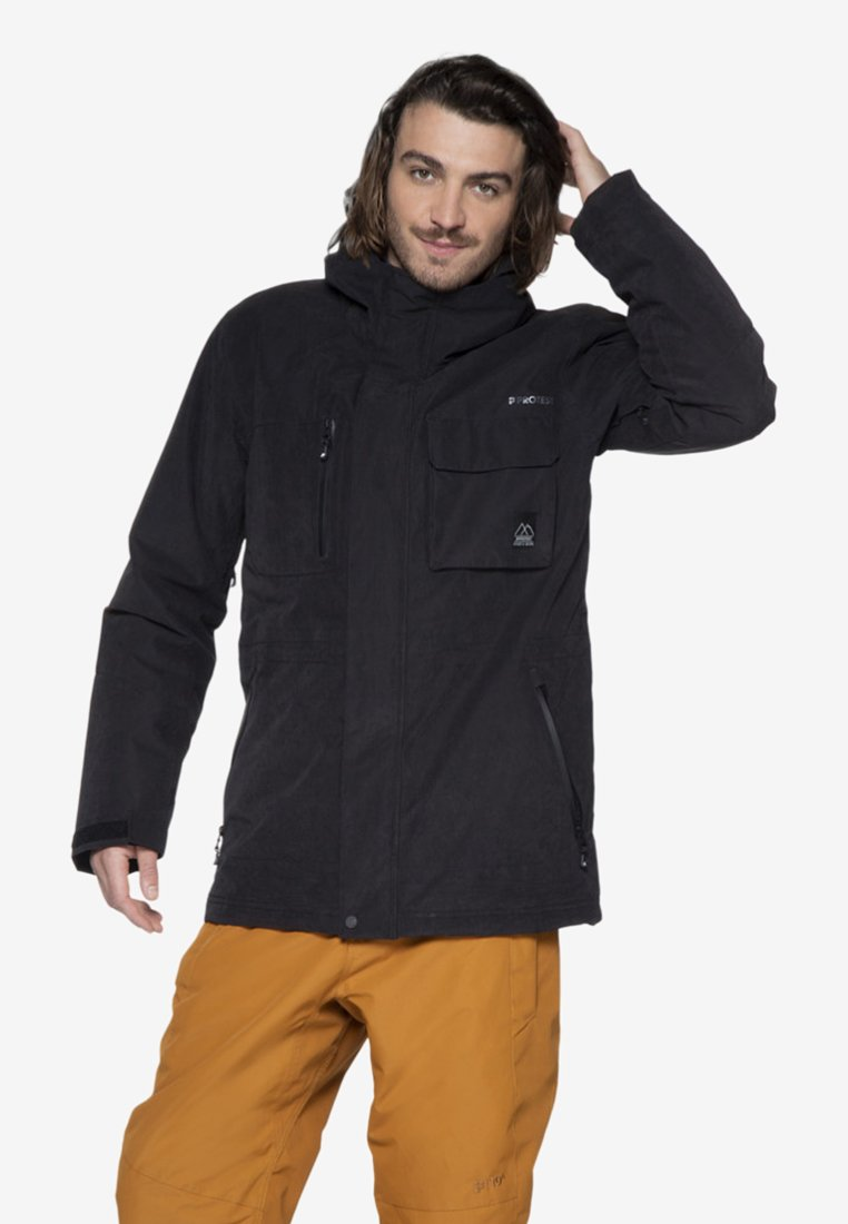 Protest - Ski jacket - true black
