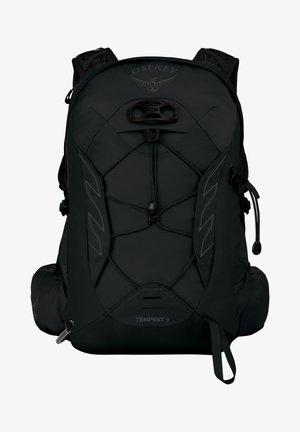TEMPEST - Hiking rucksack -  black