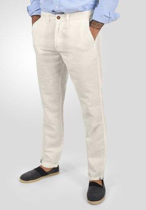 LORAN - Pantalon classique - off white