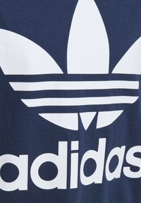 adidas Originals - TREFOIL - Print T-shirt - conavy/white - 2