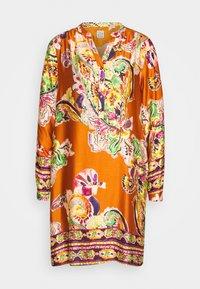 Emily van den Bergh - Day dress - camel/multicolour - 0