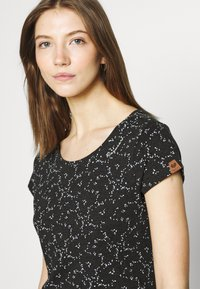 Ragwear - MINT ORGANIC - T-shirt imprimé - dark grey - 4