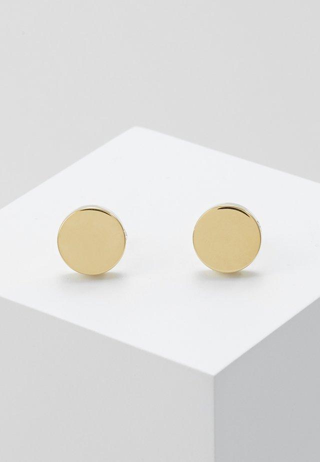 DIP SG CRYSTAL - Ohrringe - shiny gold-coloured