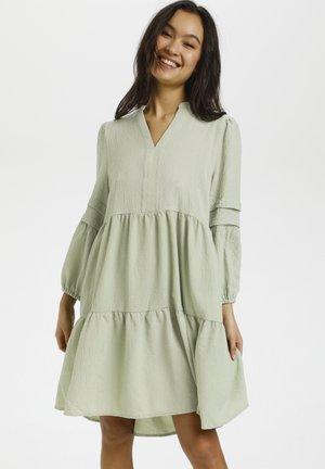 Day dress - reseda