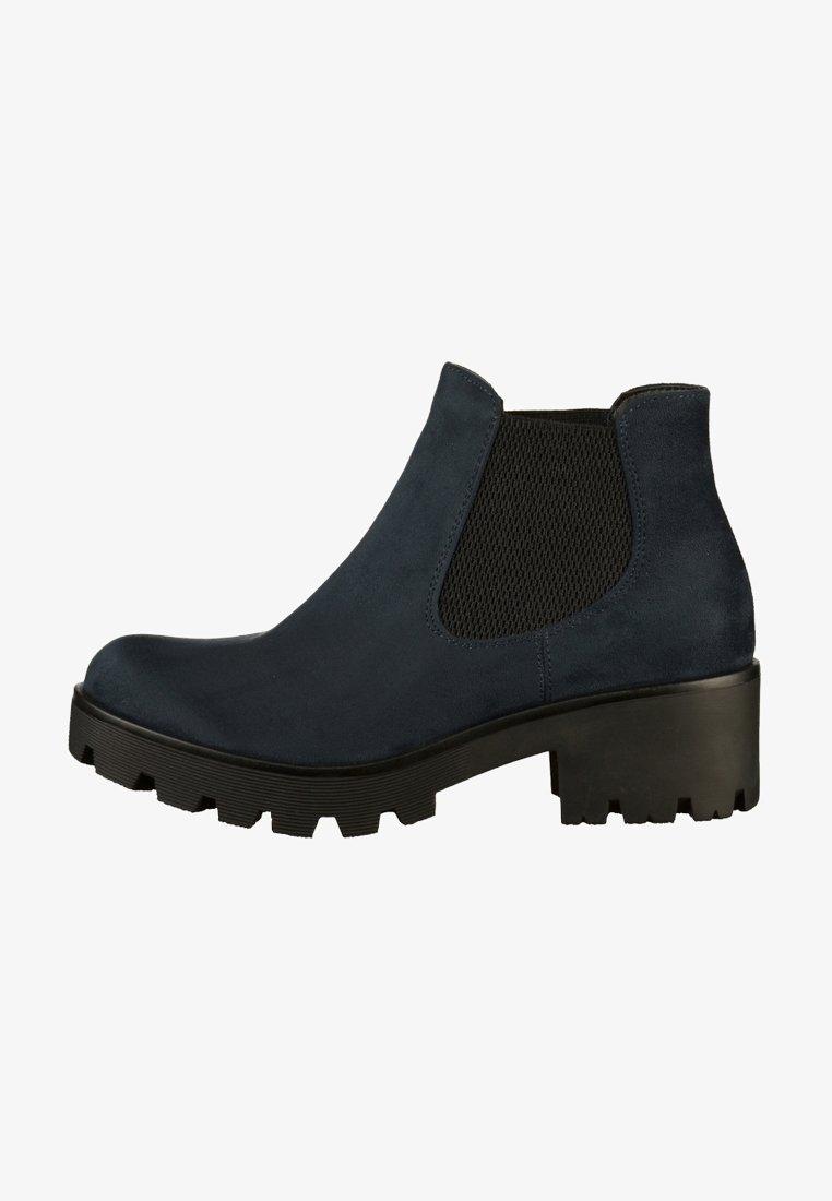 Rieker - Ankle boots - blue