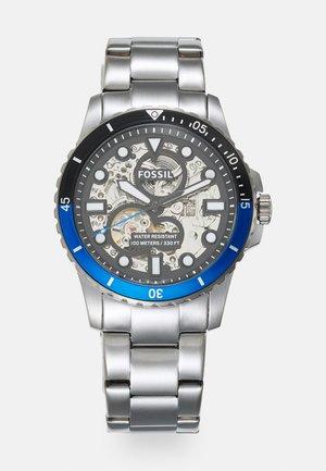 Kronografklockor - gunmetal