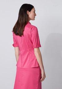 BOSS - BASHINI - Button-down blouse - pink - 2