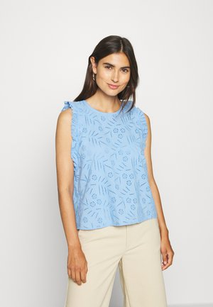 RUBI - Blouse - light iris blue