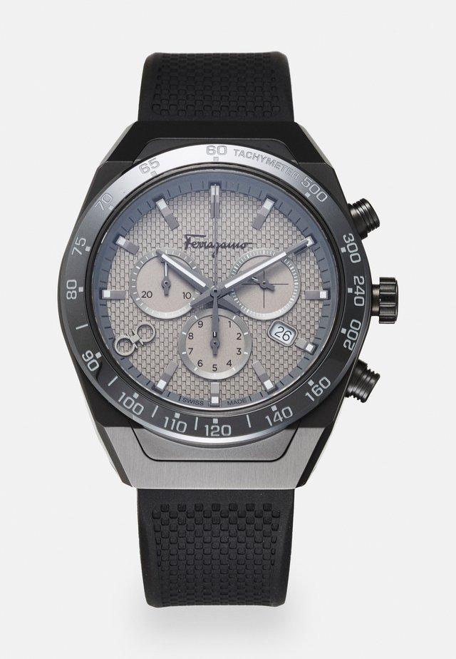 UNISEX - Cronografo - black