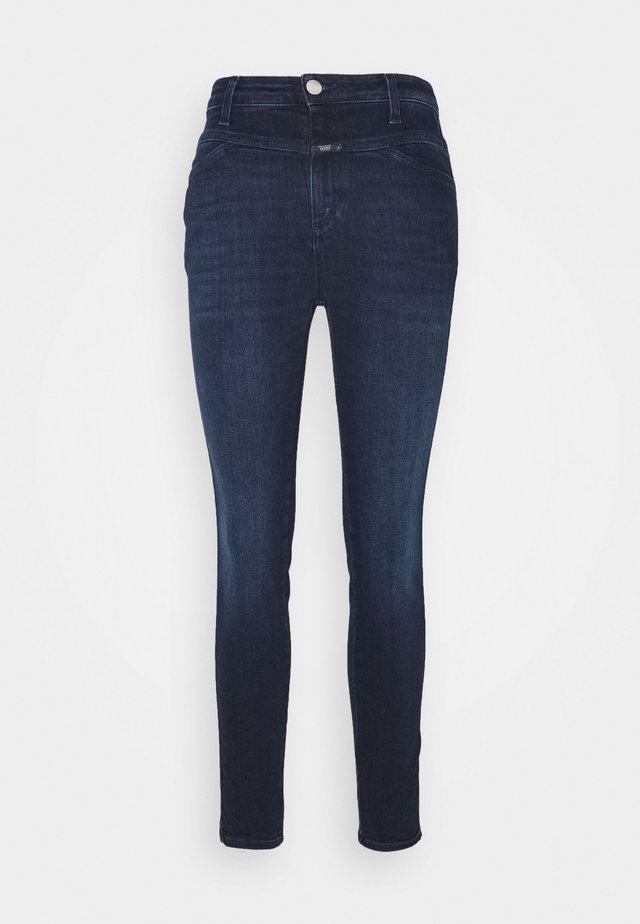 PUSHER - Jeans Skinny Fit - dark blue