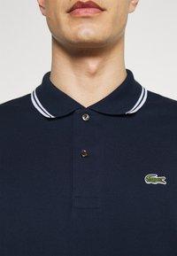 Lacoste - Polo shirt - navy blue/white - 3
