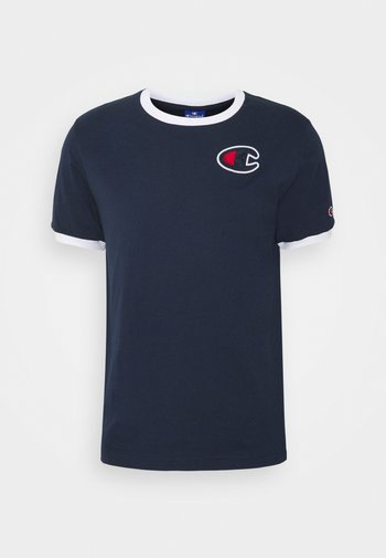 CREWNECK - T-shirt imprimé - dark blue