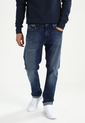 MARCUS - Straight leg jeans - deep ultra move
