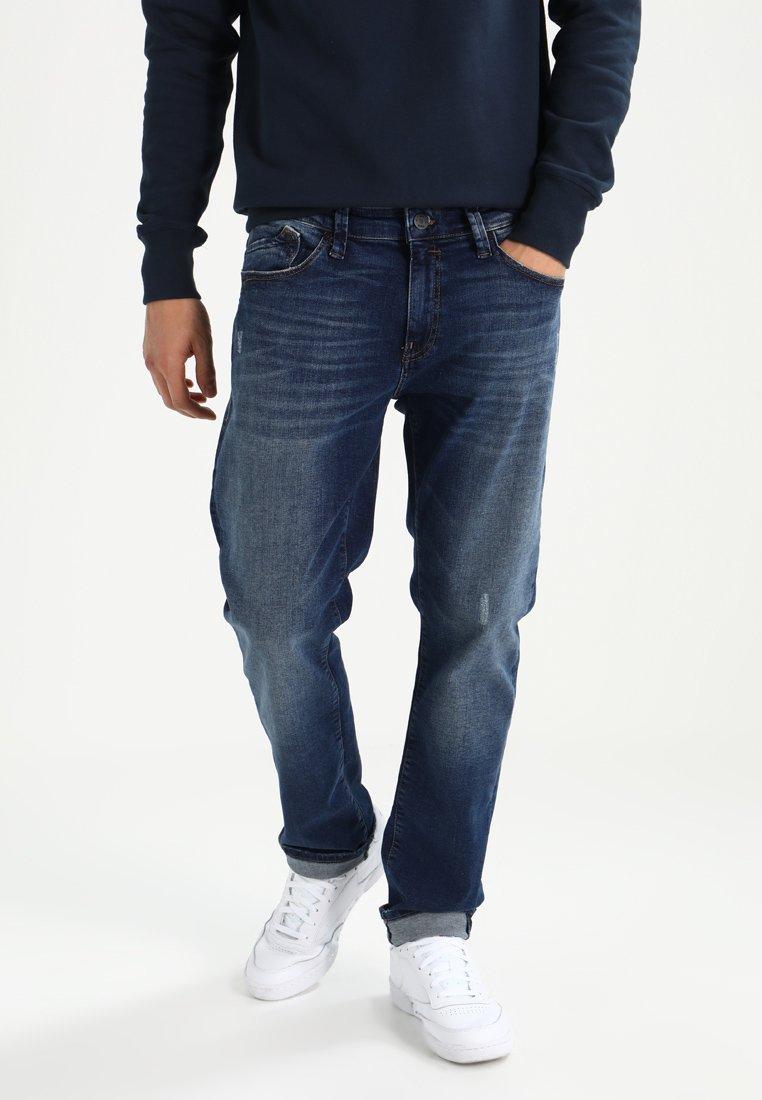 Mavi - MARCUS - Straight leg jeans - deep ultra move