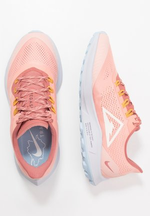 AIR ZOOM PEGASUS 36 TRAIL - Trail running shoes - pink quartz/pale ivory