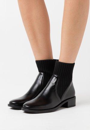 ELLEN - Classic ankle boots - black