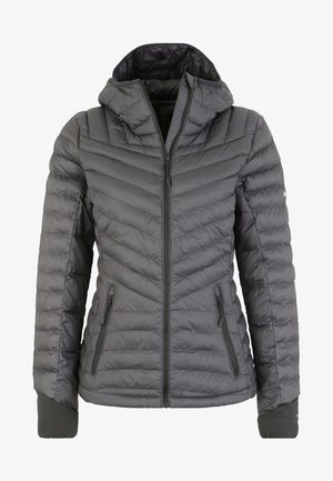 Windgates HDD Jacket - Winter jacket - shark heather