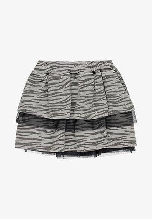 BAMBULA - A-line skirt - grey