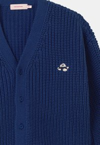 TINYCOTTONS - FUJI CHUNKY UNISEX - Cardigan - blue - 2
