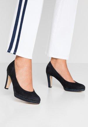 Zapatos altos - pazifik/atlantik
