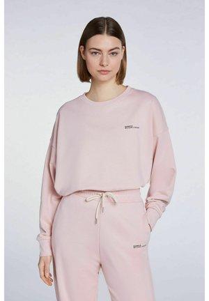 Sweatshirt - vintage rose