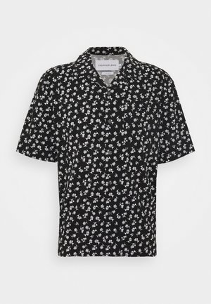 Shirt - black/white