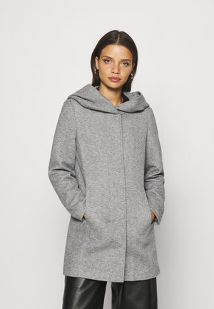 VMVERODONA JACKET  - Short coat - light grey melange